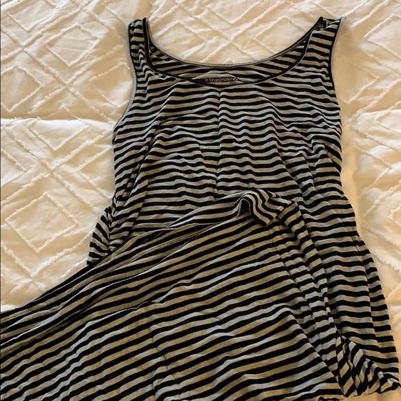 a125f2836e3fc Liz Lange for Target Dresses   Liz Lange Blackgray Maternity Dress ...